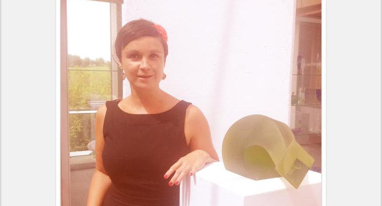 Karin Mørch. Hempels Glaspris 2013.
