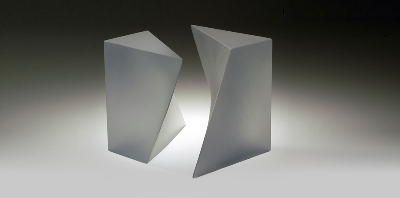 Two in a Square - Karin Mørch