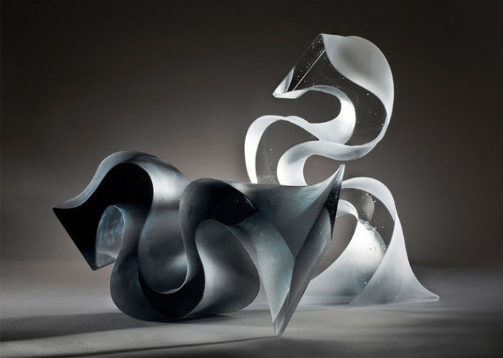 Moveable Grey & Clear - Karin Mørch