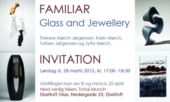 Karin Mørch - Familiar Glass and Jewellery