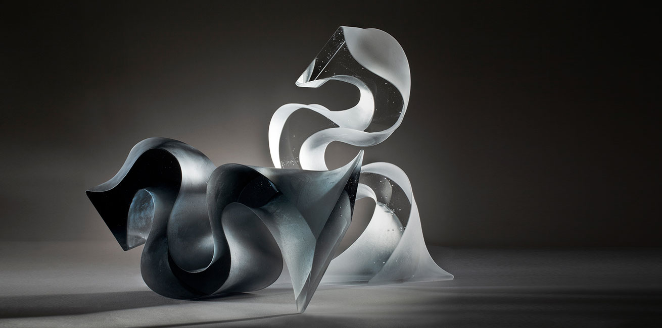 Moveable Grey and Clear - Karin Mørch