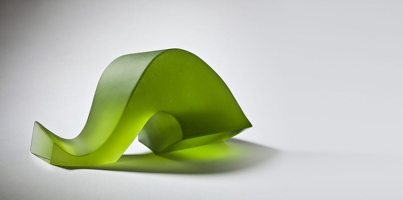 Green Curious - Karin Mørch